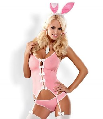 BUNNY SUIT CUSTOME S/M (talla S