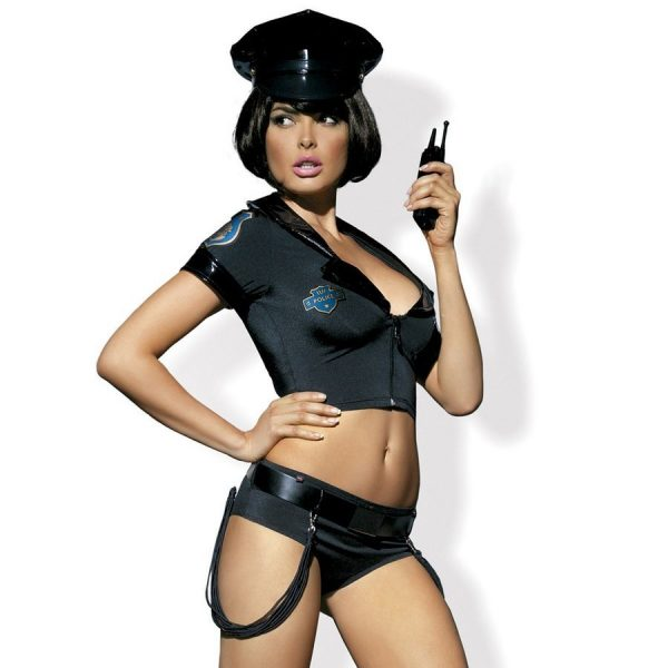 POLICE SET S/M (talla S