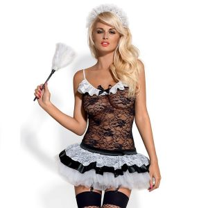 CUSTOME HOUSEMAID S/M (talla S
