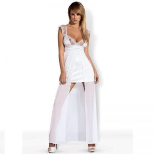 FEELIA GOWN & PANTIES S/M (talla S