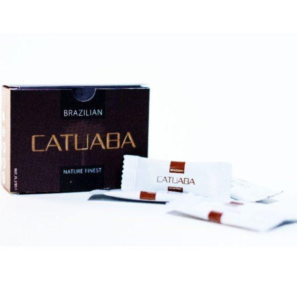 CATUABA NATURE FINEST POTENCIADOR SEXUAL 10UDS 15GR (talla  y color )