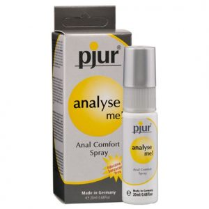 PJUR ANALYSE ME! ANAL COMFORT SPRAY (talla  y color )