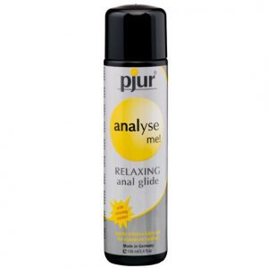 PJUR ANALYSE ME RELAXING ANAL GLIDE 100 ML (talla  y color )