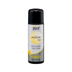 PJUR ANALYSE ME RELAXING ANAL GLIDE 30 ML (talla  y color )