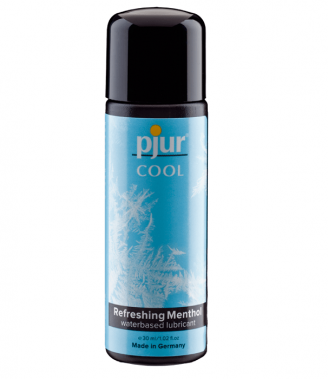 PJUR COOL REFRESHING MENTHOL WATERBASED LUBRICANT 30 ML (talla  y color )