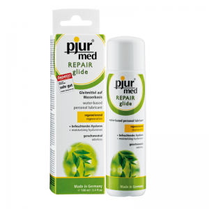 PJUR MED REPAIR GLIDE 100ML (talla  y color )
