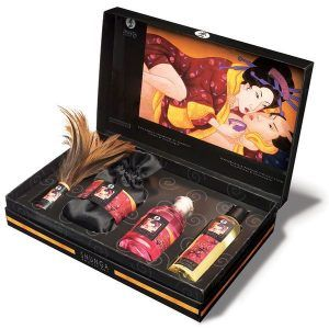 SHUNGA TENDERNESS AND PASSION COLLECTION (talla  y color )