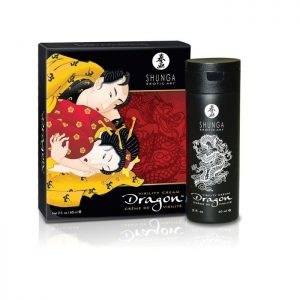 SHUNGA DRAGON VIRILITY CREAM (talla  y color )