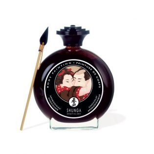 SHUNGA BODY PAINTING CHOCOLATE (talla  y color )