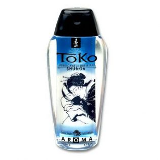 SHUNGA TOKO AROMA LUBRICANT EXOTIC FRUITS (talla  y color )