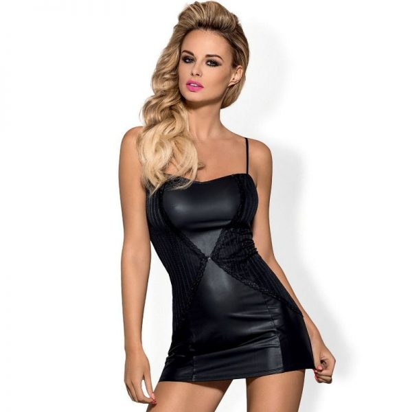STINGY DRESS BLACK XXL (talla XXL y color NEGRO)