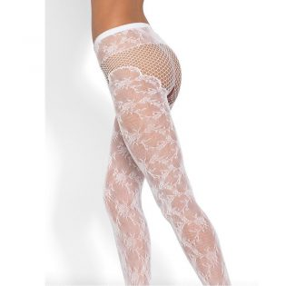 T210 TIGHTS WHITE S/M (talla S