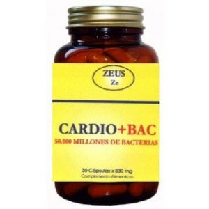 CARDY+BAC 30 Caps    en formato de 30 caps
