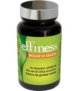 EFFINESS FAT BURNER 63 Caps    en formato de 63 caps