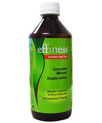 EFFINESS STARTER 500 ml    en formato de 500