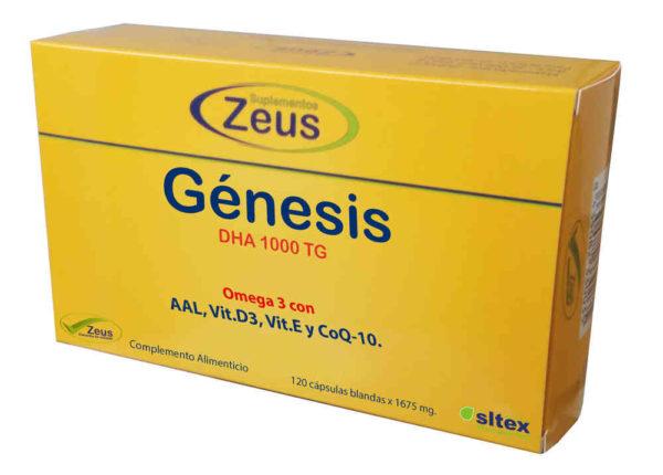 GENESIS 30 Caps    en formato de 30 caps