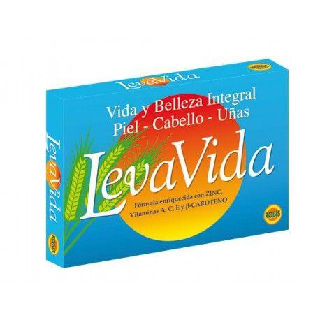 LEVAVIDA 60 COMPRIMIDOS    en formato de 60 comp