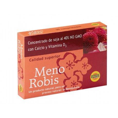 MENO ROBIS 30 COMPRIMIDOS    en formato de 30 comp