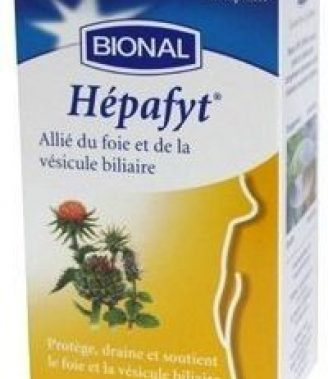 Bional Hepafyt 40 cápsulas