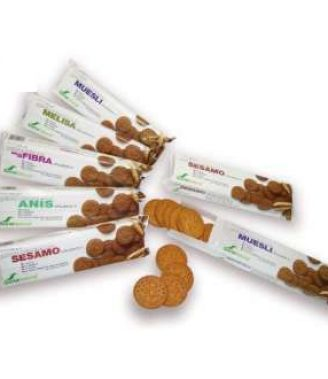Galletas integrales Sésamo S A S C 165gr Soria Natural