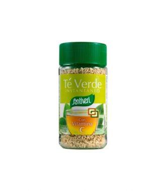 Té Verde Instantáneo - Santiveri - 200 gramos
