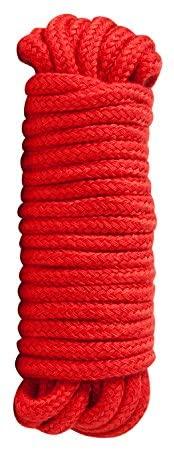 RESTRICCIONES BDSM GP BONDAGE ROPE 5 M RED