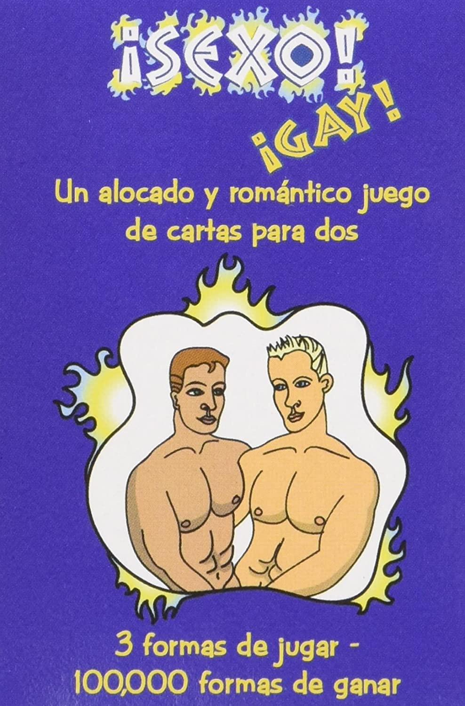 CARTAS SEXO! GAY CARD GAME (SPANISH)