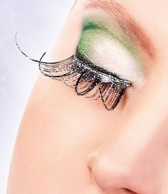 PESTAÑAS COMPLEMENTOS BLACK FEATHER FALSE EYELASHES EXTENSIONS BACI STARLIGHT