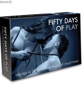 MESA FIFTY DAYS OF PLAY
