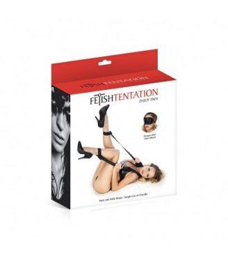 AQUASEX BDSM FETISH TENTATION BONDAGE BELT LEGS