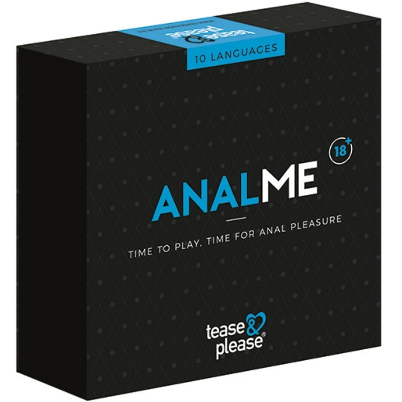 MESA XXXME - ANALME TIME TO PLAY