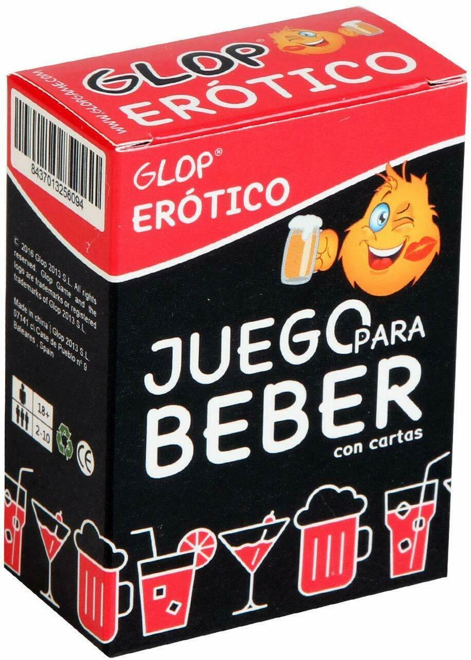 JUEGO PARA BEBER GLOP EROTICO