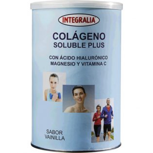 COLAGENO SOLUBLE PLUS FRUTOS DEL BOSQUE BOTE 360G