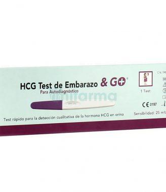 HCG TEST DE EMBARAZO