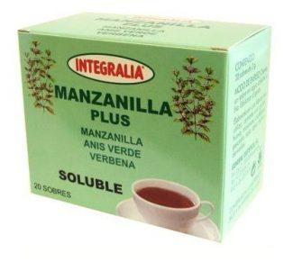 MANZANILLA PLUS SOLUBLE 20 SOBRES