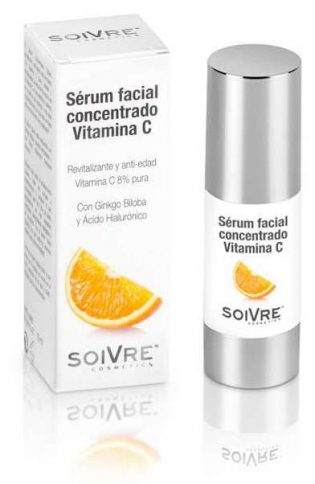 SERUM FACIAL CON VITAMINA C