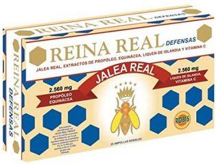 REINA REAL DEFENSAS 20 AMPOLLAS DE 10ML