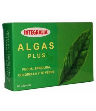 ALGAS PLUS 60 CÁPSULAS