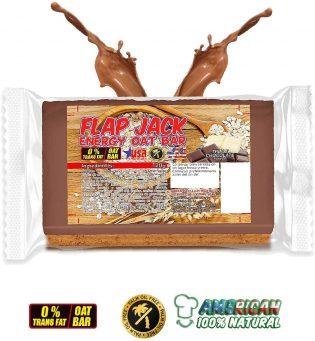FLAPJACK BAR DE AVENA 24UNI TRIPLE CHOCO