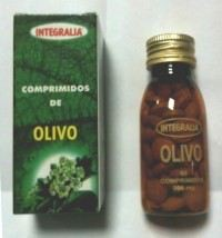 OLIVO 60 COMP 500 MG