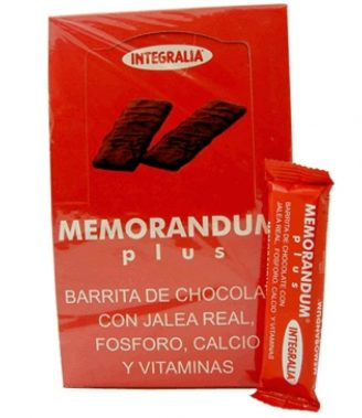 BARRITA MEMORANDUM PLUS 30G