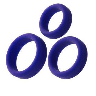 EL A-TOYS 768015 COCK RINGS SET