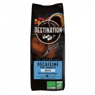 CAFE MOLIDO DESCAFEINADO SUAVE 100% ARABICA