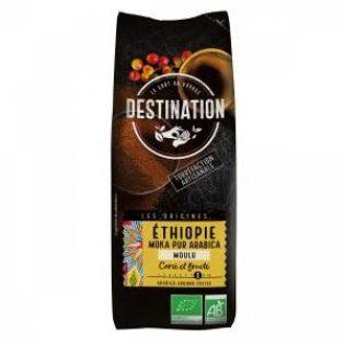 CAFE MOLIDO ETIOPIA MOKA 100% ARABICA BIO
