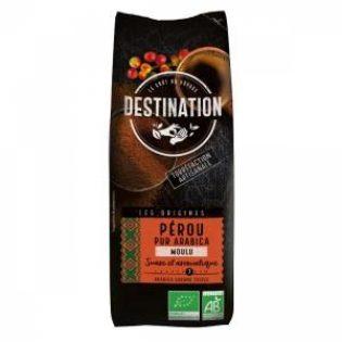 CAFE MOLIDO PERU 100% ARABICA BIO