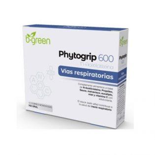 B GREEN PHYTOGRIP 600 12 SOBRES