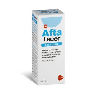 AFTALACER COLUTORIO 120ML.