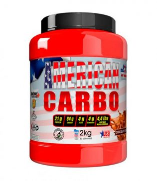 AMERICAN CARBO AS-USA 2KG CHOCOLATE