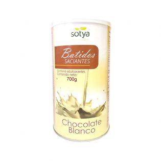 BATIDO SACIANTE POLVO SABOR CHOCOLATE BLANCO 700G