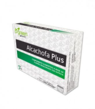 B GREEN ALCACHOFA PLUS - 12 VIALES